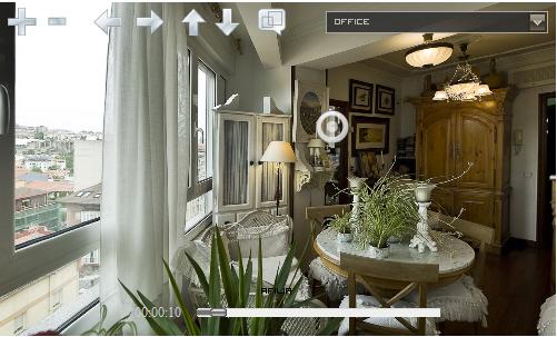 visita virtual piso sardinero santander
