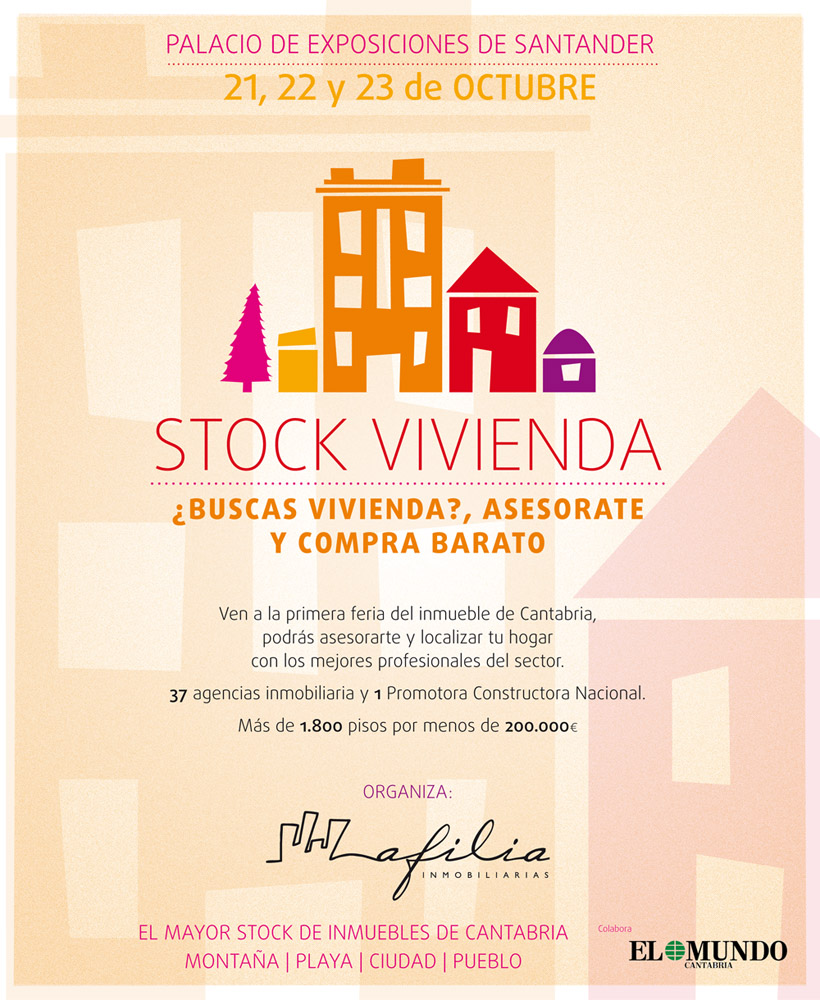 "Feria Stock Vivienda: ""made by inmobiliarios"""